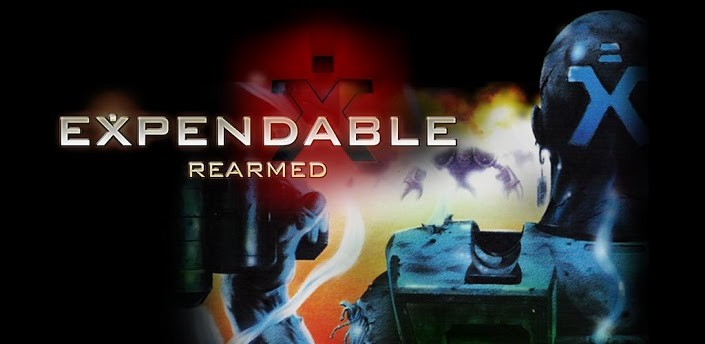 Expendable Rearmed arriva sul Play Store