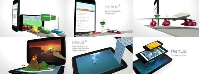 Nexus 4 e Nexus 10: ecco le prime recensioni di The Verge