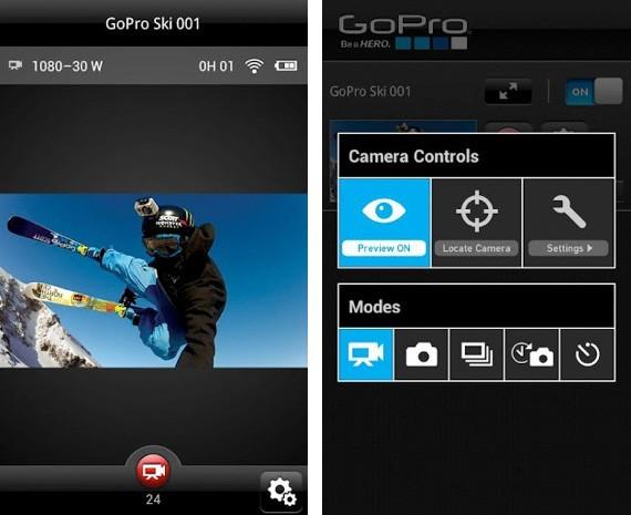 GoPro: arriva l'applicazione ufficiale per Android