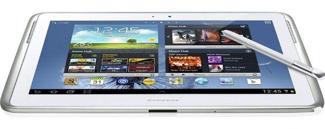 Samsung Galaxy Note 10.1: iniziato il rilascio di Jelly Bean