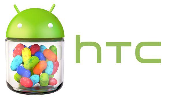 HTC: niente Jelly Bean per gli smartphone con 512 MB di RAM