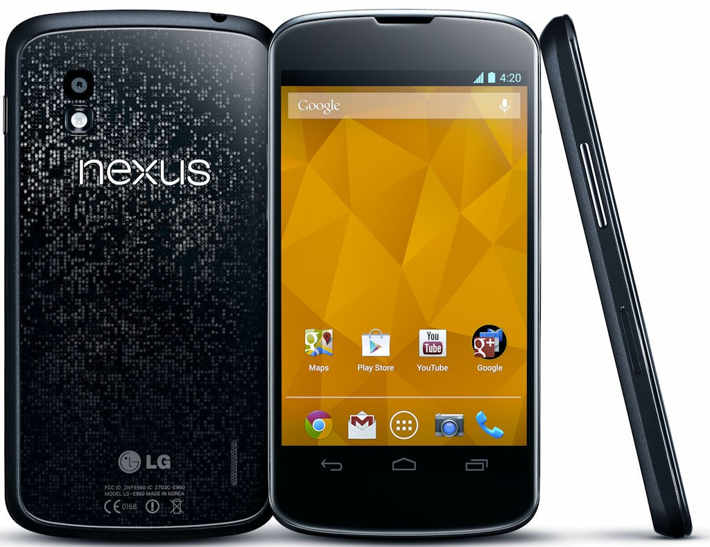 LG Nexus 4: contraddizioni sul supporto all'USB On-The-Go