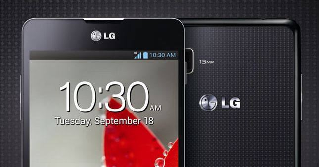 LG Optimus G no-brand, Fastweb e Wind: disponibile nuovo minor update