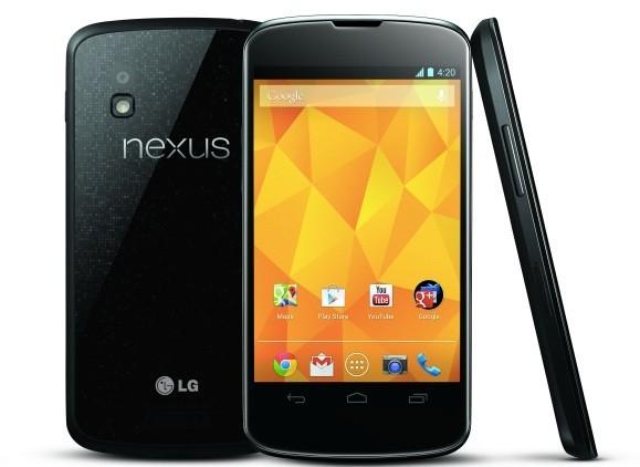 LG Nexus 4 slittato a fine Dicembre in Italia