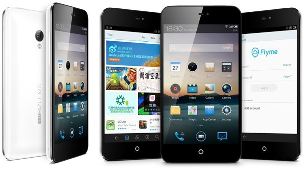 Meizu svela ufficialmente l'MX2: display HD, quad-core e Jelly Bean