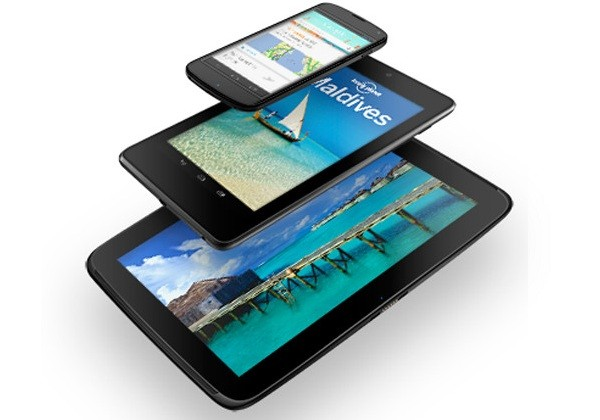 Nexus 4, Nexus 10 e nuovi Nexus 7 disponibili sul Play Store australiano