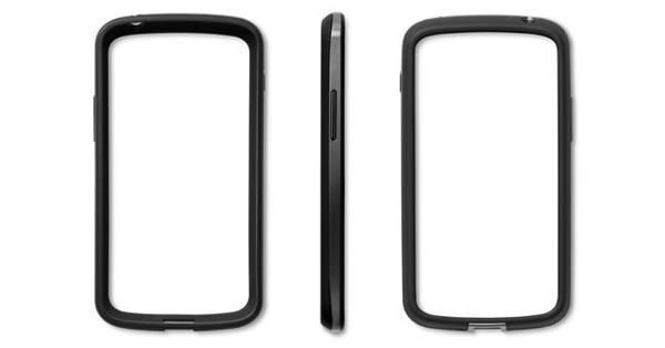 Nexus 4: compare sul Google Play Store il primo accessorio ufficiale