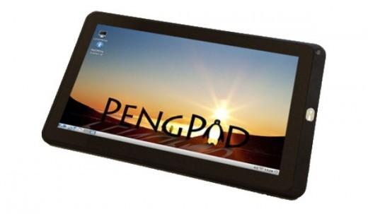 PengPod: tablet con Android e Linux a partire da 100$