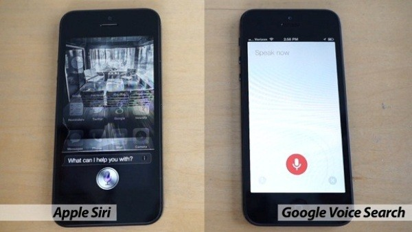 Google Voice Search vs Siri: video confronto