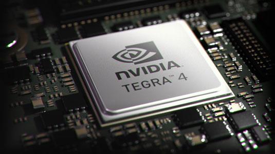 Nuovo SoC NVIDIA Tegra 4 il doppio più potente da Gennaio