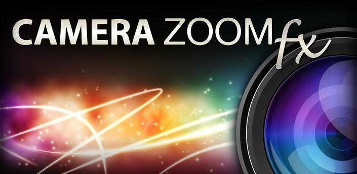 Camera Zoom FX si aggiorna alla versione 4.0.3 ed introduce importanti novità