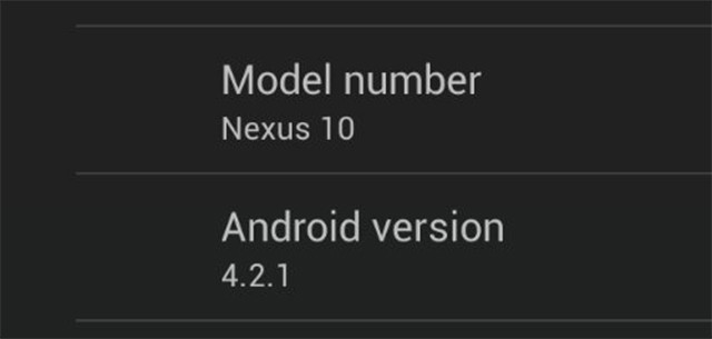 Google rilascia Android 4.2.1 per i dispositivi Nexus