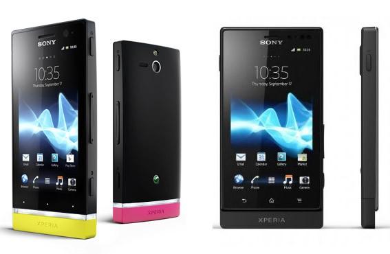 Sony Mobile Italia conferma Jelly Bean per Xperia U e Xperia Sole