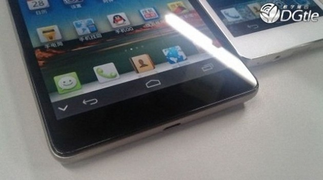 Huawei Ascend Mate: nuove foto per il phablet Android da 6.1