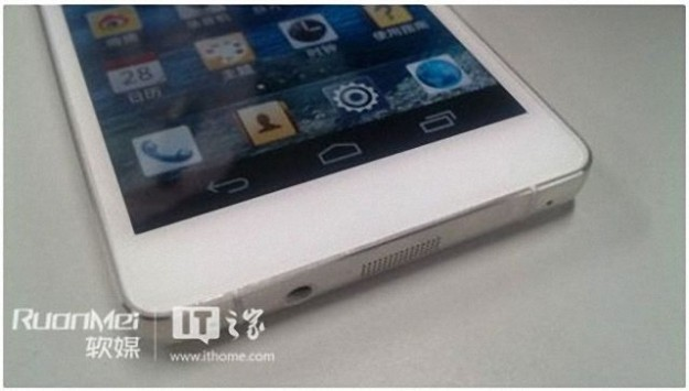 Huawei Ascend D2 si mostra in nuove foto