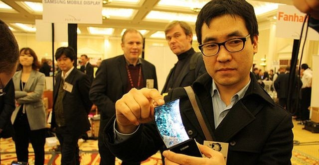 BBC: Samsung pronta al lancio dei display flessibili nel 2013