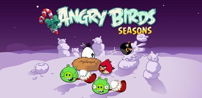Angry Birds Seasons si aggiorna con 25 nuovi livelli natalizi