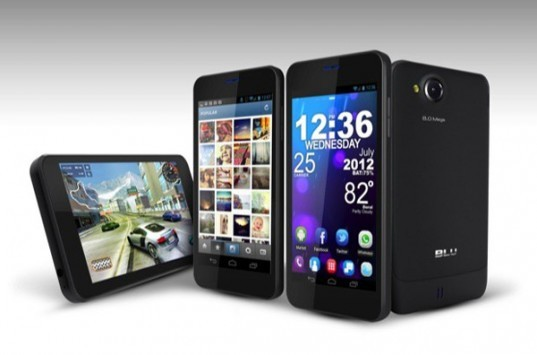 BLU Vivo: display HD da 4,65 pollici in vendita da Gennaio in USA