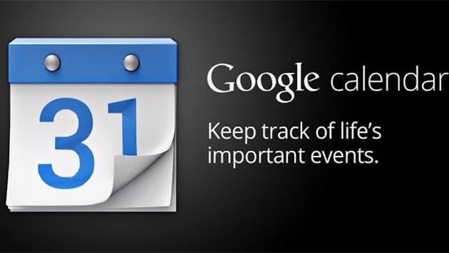Disponibile un nuovo aggiornamento per Google Calendar