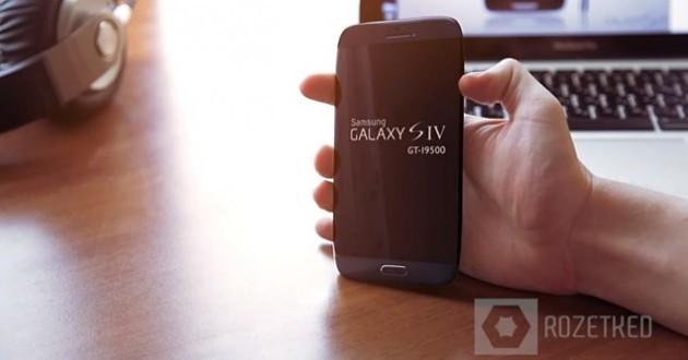 Samsung Galaxy S IV: gesture touchless e primi scatti fotografici