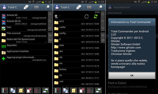Total Commander si aggiorna alla versione 2.0 con tante novità