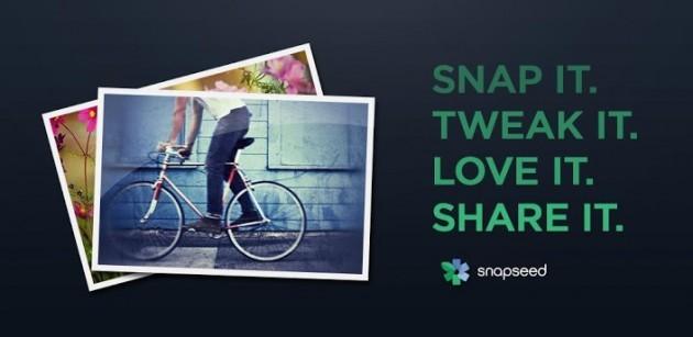 Snapseed arriva su Android