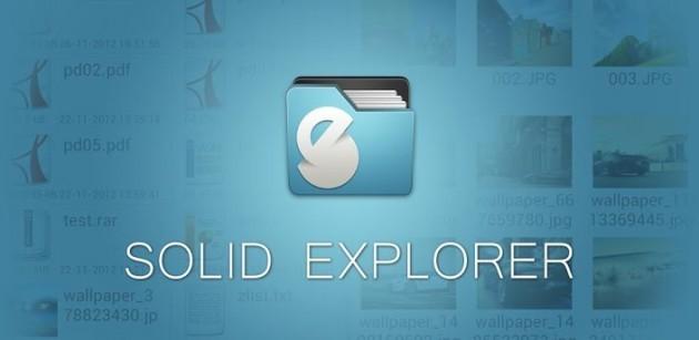 Solid Explorer si aggiorna alla versione 1.4.3 con alcune novità