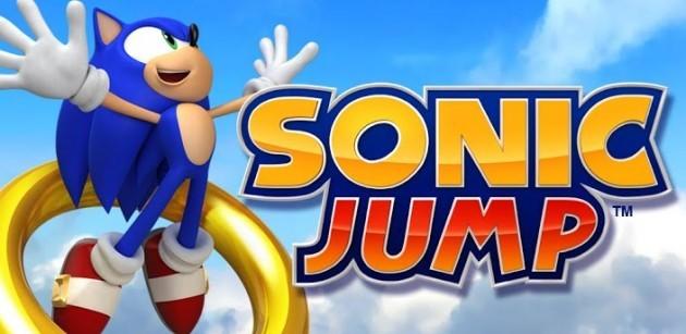 Sonic Jump arriva su Android