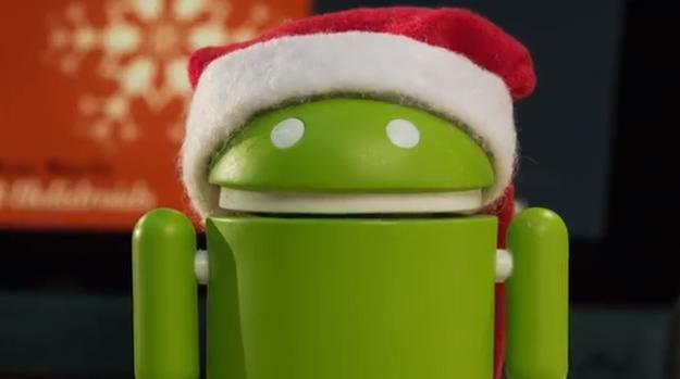 Happy Holidays from Android: nuovo video rivela la dock del Nexus 10