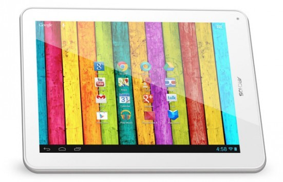 Archos svela il tablet 97 Titanium HD con display da 2048 x 1536 pixel