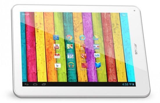 Archos svela il tablet 97 Titanium HD con display da 2048 x 1536 pixel