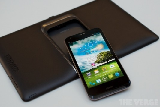 Asus PadFone 2: disponibile in Italia l'aggiornamento a Jelly Bean 4.1.1