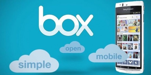 Sony e Box rinnovano l'accordo, 50 GB gratuiti sugli Xperia anche nel 2013