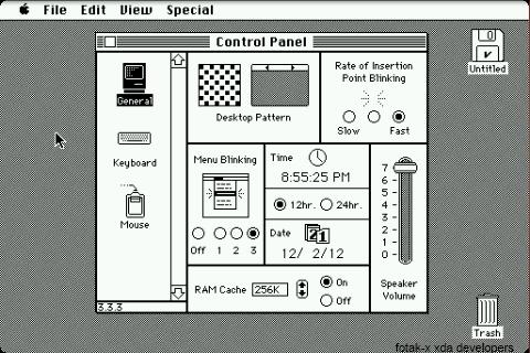 Il primo Mac OS sul vostro Android