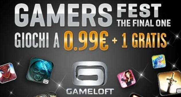 Gameloft Gamers Fest: tutti i titoli scontati a 0.99€ + 2 gratis [Bubble Bash 3 e Modern Combat 4]