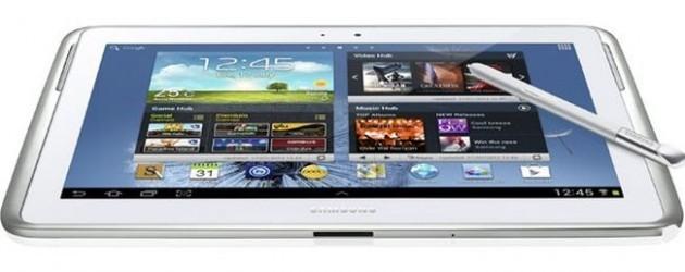 Samsung Galaxy Note 10.1 WiFi: inizia il rilascio di Jelly Bean