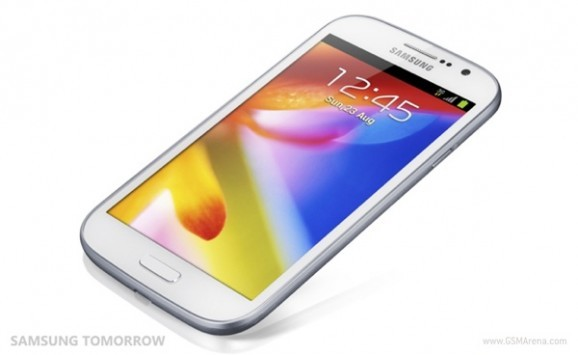 Samsung annuncia il Galaxy Grand: display WVGA da 5 pollici