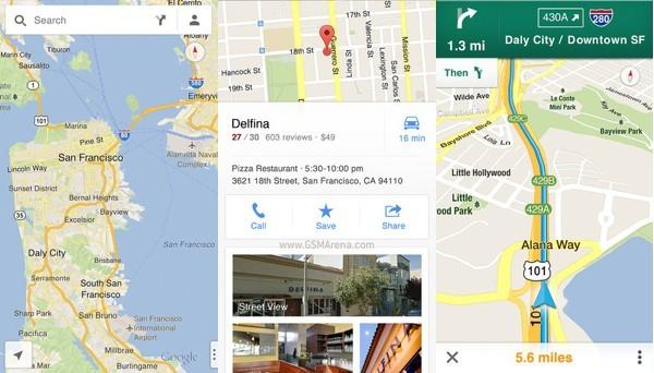 Google Maps torna finalmente su iOS 6
