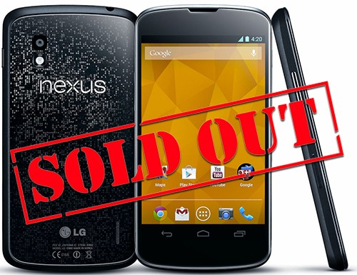 LG Nexus 4: Google UK si scusa per il ritardo ed accusa LG