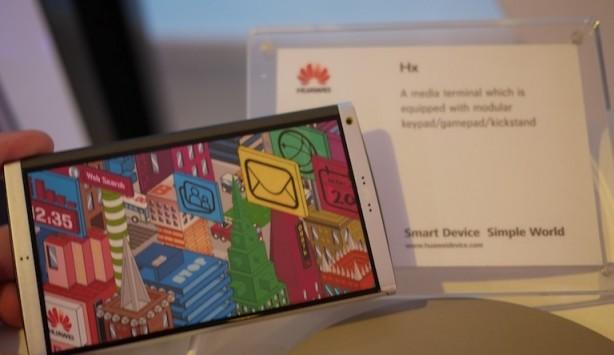 Huawei realizzerà un phablet per contrastare il Galaxy Note II