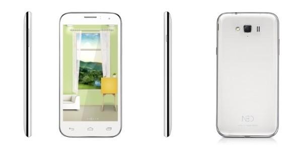 Neo N003: nuovo smartphone Android con CPU quad-core da Gennaio