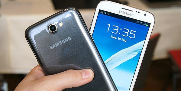 Samsung Galaxy Note II: dato inizio al roll-out dell'update ad Android 4.3