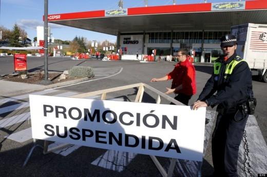 Samsung in Spagna regala benzina a tutti i possessori di Galaxy Note II