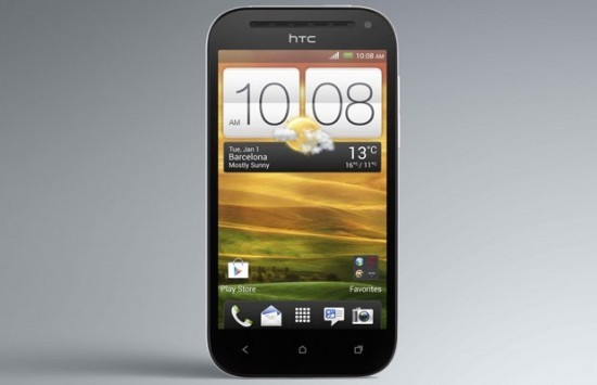 HTC One SV: disponibile in Italia l'update ad Android 4.2.2 con Sense 5.0
