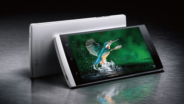 Oppo Find 5 ufficiale: CPU quad-core, display Full HD e molto altro