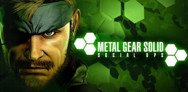 Konami rilascia Metal Gear Solid: Social Ops sul Play Store giapponese