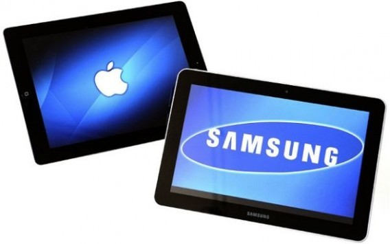 Samsung raddoppia la quota di mercato nel settore tablet durante il Q3 2012