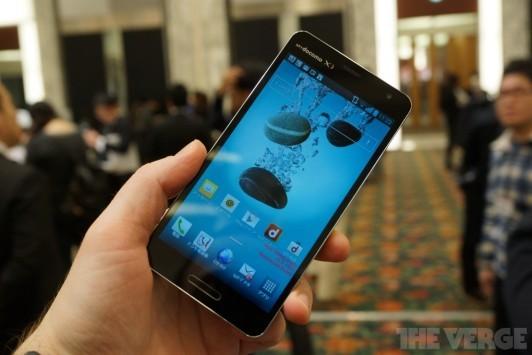 LG Optimus G Pro annunciato ufficialmente in Giappone