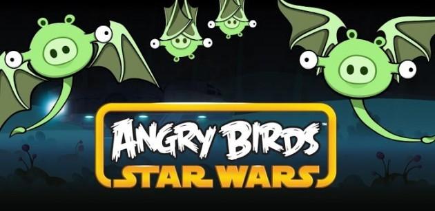 Angry Birds Star Wars si aggiorna con il nuovo episodio
