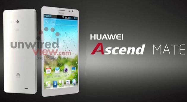 Huawei al lavoro su un nuovo Ascend Mate 2?